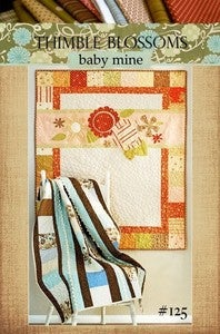 Image of Baby Mine- Pattern 125