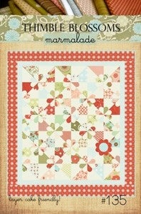 Image of Marmalade- Pattern 135