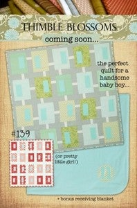 Image of Coming Soon- Pattern 139