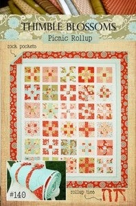 Image of Picnic Rollup- Pattern 140