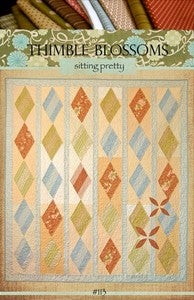 Image of Sitting Pretty- Pattern 113