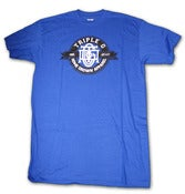 Image of Logo Tall-T Blue-Black/White