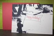 Image of Gorilla Happy Birthday Set of 3 note cards