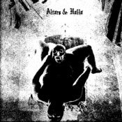 Image of ALTARS / HALLA split 7""