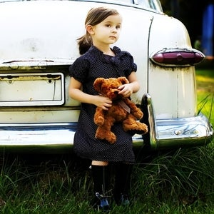 Image of LITTLE AUDREY IN THE CITY 