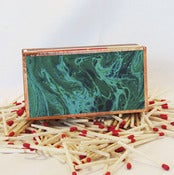 Image of Malachite Matchbox
