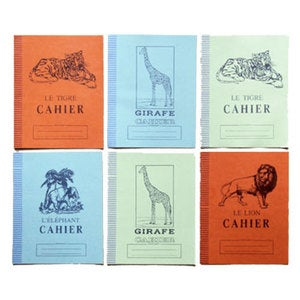 Image of Vintage French Cahier