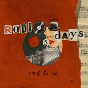 "Image of Radio Days ""C'est La Vie"" LP SPECIAL PRICE!!!"