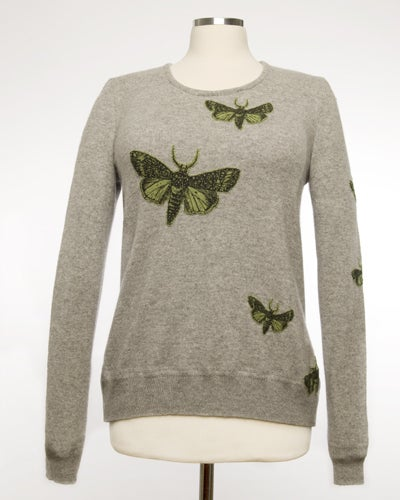 Image of The Bella Moth Cashmere Sweater
