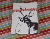 Image of Red Nosed Reindeer gift tags