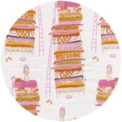 Image of Far, Far Away~ Princess and the Pea fabric