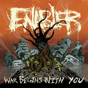 "Image of ""War Begins With You"" 7"""