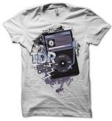 Image of TDR RECORDS<br><i>Vinylpod</i><br>T-Shirt [ltd. 125]