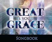 Image of Great Is Your Grace - Songbook