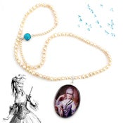 Image of Marie Antoinette Pearl Necklace