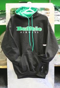 Image of Hoodie Of The Week &quot;Icon&quot; Black DC-3 Hoodie 