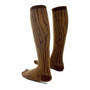 Image of Mahogany Knee Highs