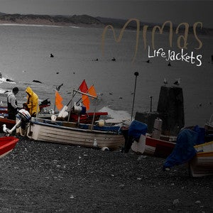 "Image of Mimas - Lifejackets 12"" vinyl/CD"