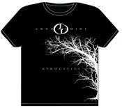 "Image of ""Tree"" Atrocities T-shirt Black"