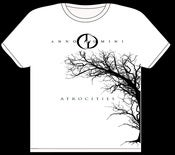 "Image of ""Tree"" Atrocities T-shirt White"