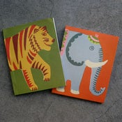 Image of animal drawing books