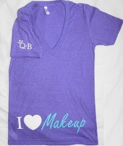 Image of I Heart Makeup V-Neck