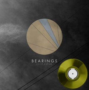 "Image of Bearings ""Exist.Expire"" LP"