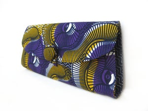 Image of Purple Clutch