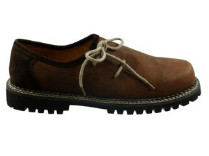 Image of Wolpertinger Wiesn brown nubuck (W/M)