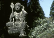Image of Listening Buddha - Japan