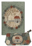 Image of Badger Cottage Journal Cover & Pencil Case pattern