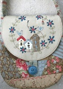 Image of Birdhouse Bag pattern