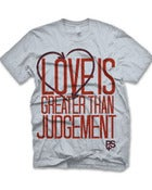 Image of Love > Judgment Silver