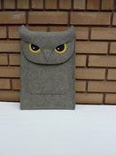 Image of Owl - MacBook Pro 15 inch sleeve - MADE TO ORDER