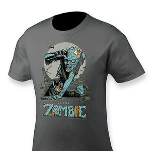 Image of Z is for Zombie Shirt