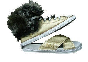 Image of Nat-2 Lind Hi 2 in 1 gold warm fur (W)