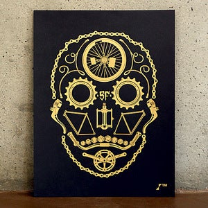 Image of La Bicicleta de los Muertos