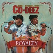Image of Co-Deez (Otayo Dubb and Sakima): Royalty (CD)
