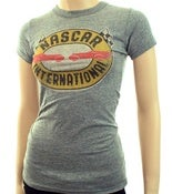 Image of Women's Vintage Nascar T-Shirt