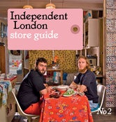 Image of Independent London Store Guide No2