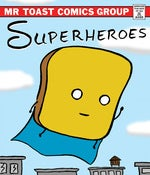 Image of Superheroes Comic