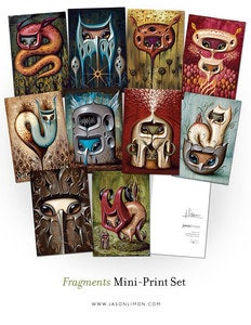 Image of Fragment Mini-Print Set, Vol. 1