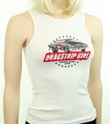 Image of Women's Plymouth Road Runner Dragstrip Girl Tank Top