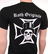 Image of Men's Roth Iron Hat T-Shirt