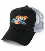 Image of Flying Eyeball Hot Rod Trucker Hat
