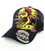 Image of Illicit Flying Death Skull Trucker Hat