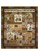 Image of A Kittens Tale BOM pattern set