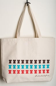 Image of Liberty Bells tote