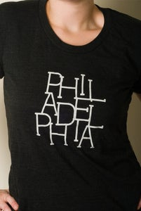 Image of Philadelphia Women's tee