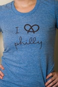 Image of I Pretzel Philly Women's Tee